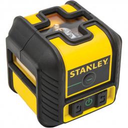 Построитель плоскостей лазерный Cross90 зеленый луч STANLEY STHT77592-1