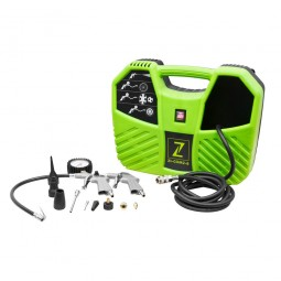 Безмасляный компрессор Zipper ZI-COM2-8