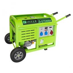Бензиновый генератор Zipper ZI-STE8004