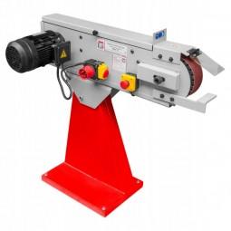 Комбинированный шлифовальный станок для труб и профилей Holzmann MSM 100PRO