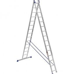 Лестница 2-х секционная Stark SVHR2x10 (525210405)