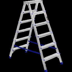Стремянка 2-х сторонняя Stark SDHR406 (525260204)