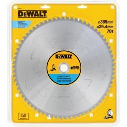 Диск пилковий METAL CUTTING DeWALT DT1927
