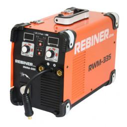 Инверторный сварочный полуавтомат Rebiner RWM-335
